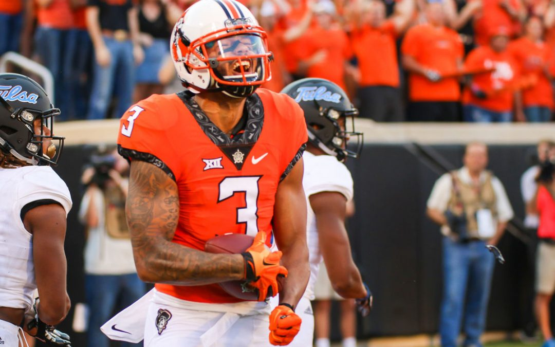 Day 1 Client Marcell Ateman Talks With Pro Football Talk Line